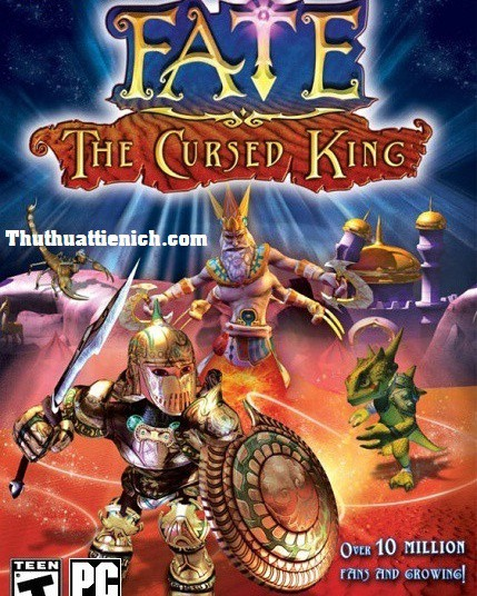 Game FATE: The Cursed King