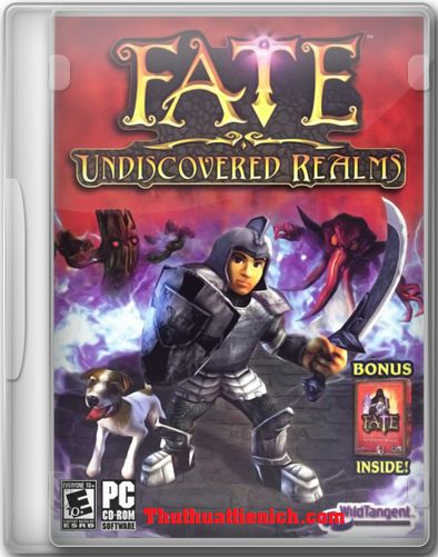 Game FATE Undiscovered Realms offline
