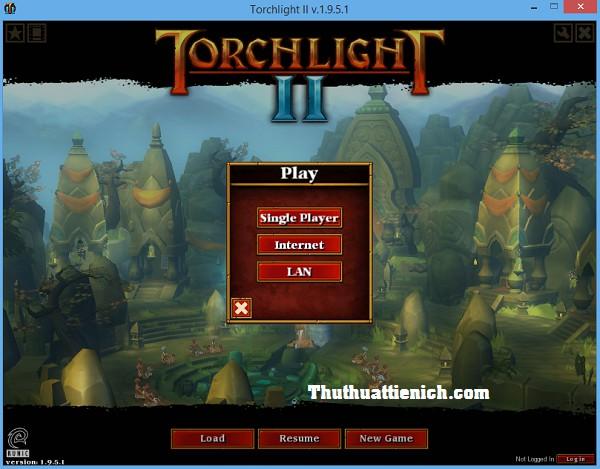 3 chế độ chơi trong game Torchlight 2