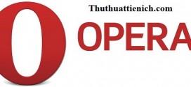 Tải Opera 27 stable cài đặt Offline cho Windows