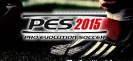 Game Pro Evolution Soccer 15 ( PES 15)