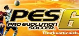 Game Pro Evolution Soccer 6 ( PES 6)