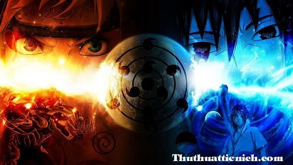 Hình nền Naruto HD cho máy tính