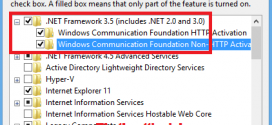 Hướng dẫn Kích hoạt và cài đặt .Net Framework 3.5 trên Windows 8/8.1