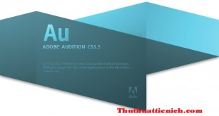 Adobe Audition CS5