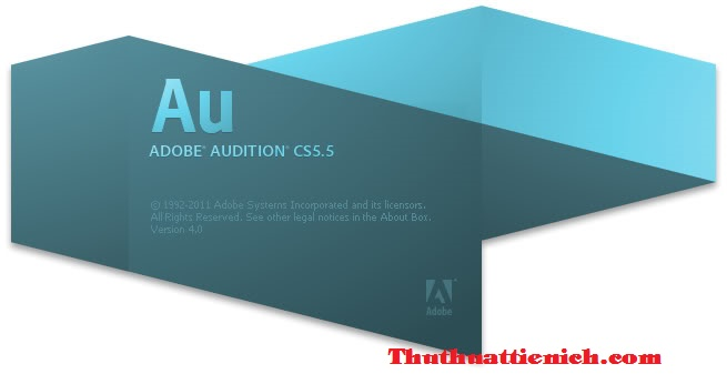 Adobe Audition CS5
