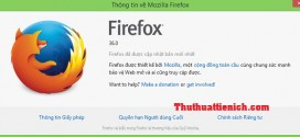 Download Firefox 36 Offline Installer cài đặt Offline