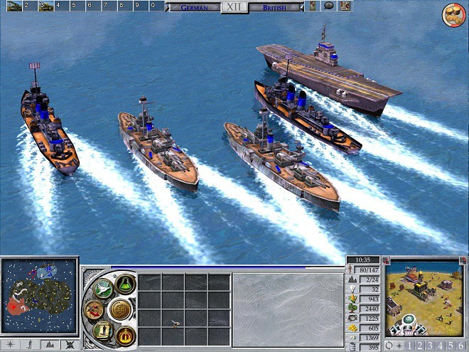 Game đế chế Empire Earth 2 Offline