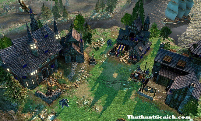 Game Empire Earth 3