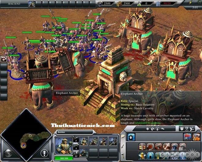 Game chiến thuật đế chế 14 đời