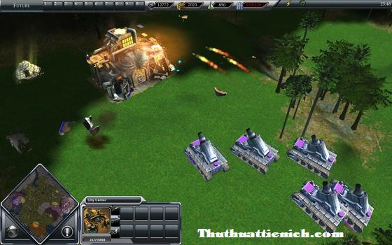 Game đế chế Empire Earth 3 Offline PC