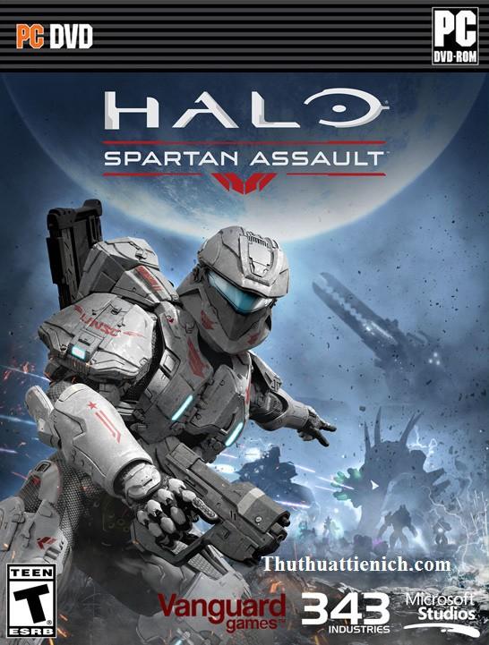 Game Halo Spartan Assault