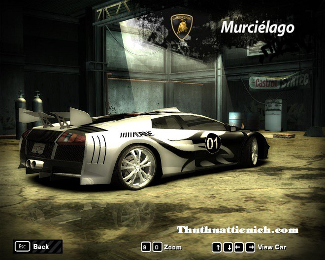 Game need for speed most wanted 2005 game th thao ua xe for Need for speed most wanted full