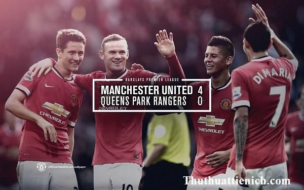 Hình nền máy tính chủ đề CLB Manchester United ( HD)