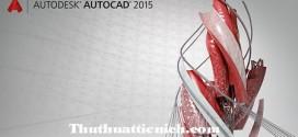 Autocad 2015 Full Crack (32bit +64bit)