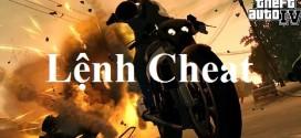 Lệnh cheat trong game GTA 4