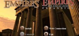 Tải game đế chế xanh AOE 1 bản cài đặt Full Crack