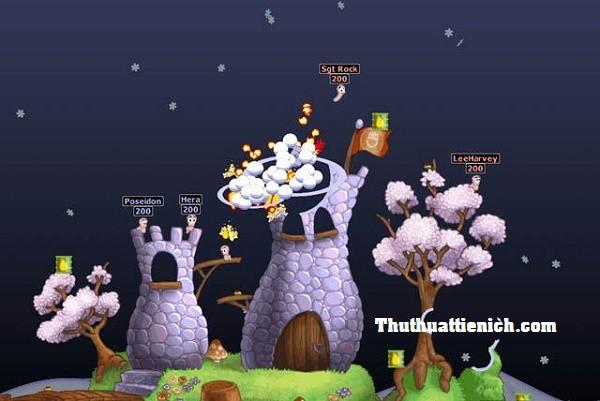 Game Worm World Party Offline
