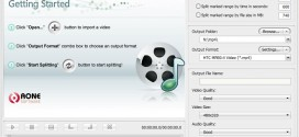 Tải phần mềm cắt video Ultra video splitter 6.3.0506 Portable