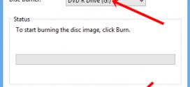 Hướng dẫn cách ghi đĩa cài đặt Windows trên Windows 7/8/8.1