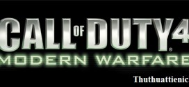 Game Call Of Duty 4 Full Crack
