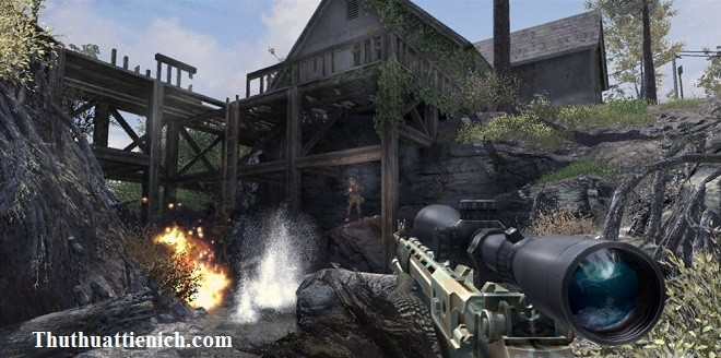 Game Call Of Duty 6 Offline PC