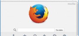 Tải Firefox 37 Offline Installer cài đặt Offline