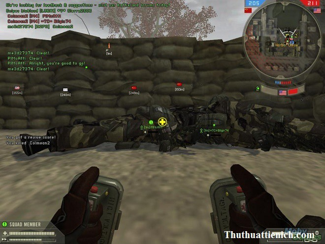 Game BattleField 2 Offline PC