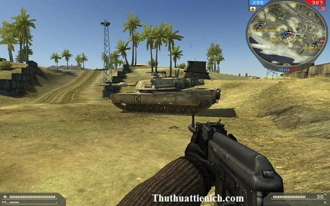Game BattleField 2 Full PC