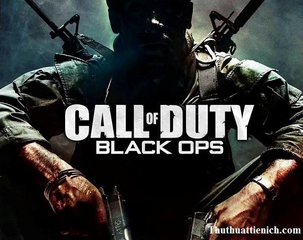 Game Call Of Duty: Black Ops - Game bắn súng, hành động