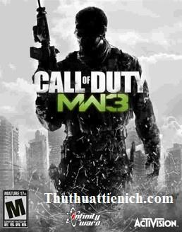 Call of Duty: Modern Warfare 3 - Game bắn súng, hành động