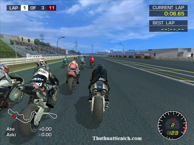 Tải game đua xe moto MotoGP 2 dành cho máy cấu hình thấp ~ Hướng dẫn sử dụng phần mềm tin học online