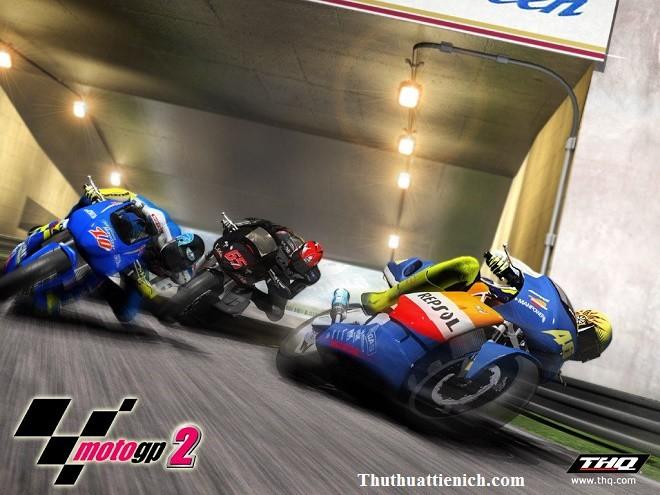 Tải Game đua Xe Moto Motogp 2 Danh Cho May Cấu Hinh Thấp Hướng Dẫn