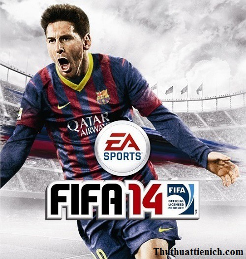 Game FIFA Ultimate Edition 14 - Game thể thao, bóng đá
