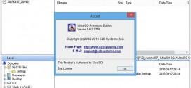 Tải UltraISO 9.6.2.3059 Portable – Phần mềm đọc, chỉnh sửa file ISO tốt nhất
