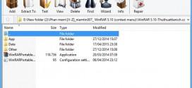 Tải Winrar 5.10 Full Portable – Phần mềm nén & giải nén tốt nhất