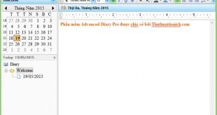 Advanced Diary Pro
