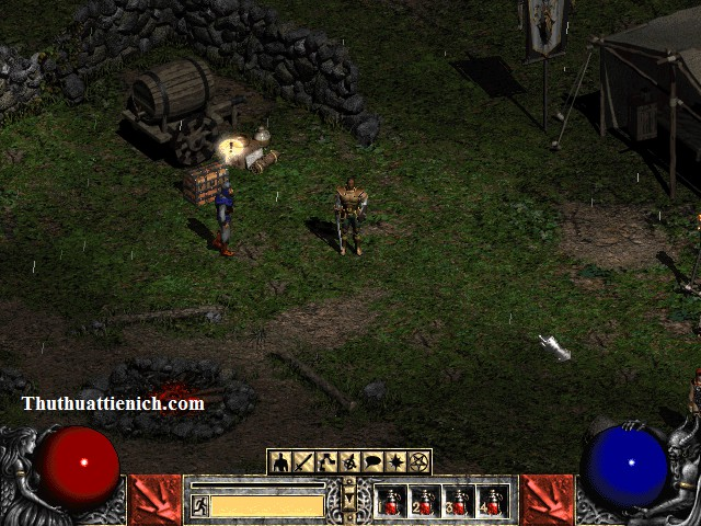 Diablo 2 lord of destruction cracks 1.13