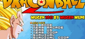 Game Dragon Ball Z Mugen 2012