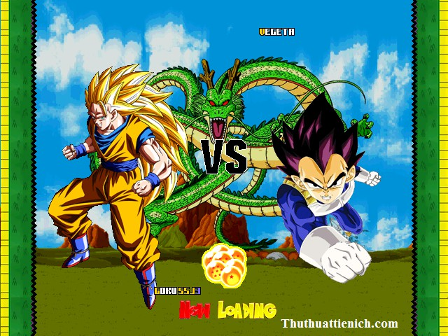 Game Dragon Ball Z Mugen 2013 Offline PC