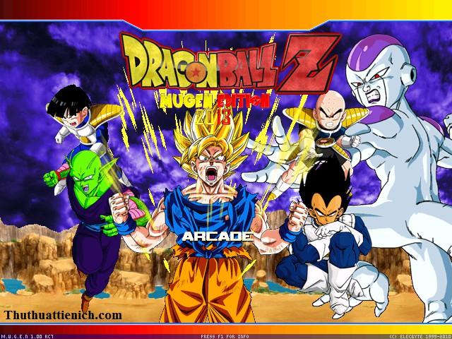 Game Dragon Ball Z Mugen 2013