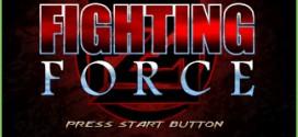 Game cảnh sát đặc nhiệm Fighting Force giả lập SP1