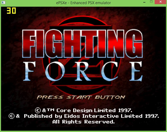 Game Fighting Force