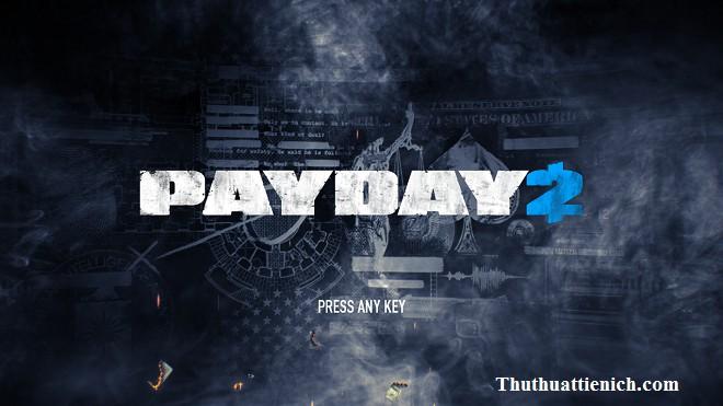 Game Payday 2 - Game cướp ngân hàng