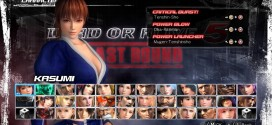 Game Dead or Alive 5: Last Round Full Crack