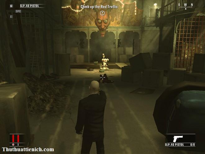 Game Hitman 4: Blood Money Offline PC