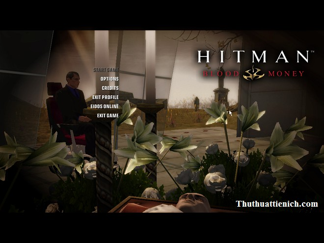Game Hitman: Blood Money