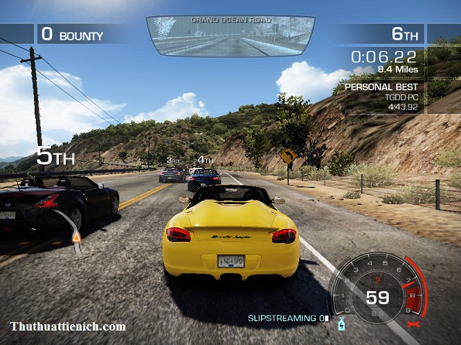 Game Need For Speed Hot Pursuit Offline PC
