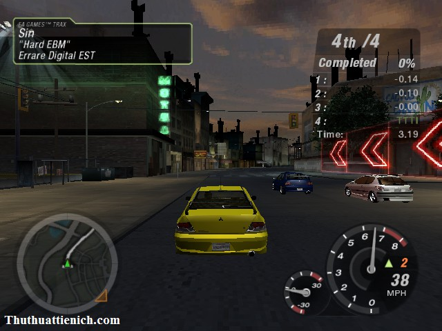 Pc game Need For Speed 2 Need for Speed Underground 2 PC