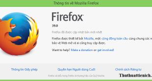 Firefox 39 Offline Installer